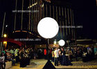 Moon Balloon Event Space Lighting , 1.6 M Waterproof Led Wedding Lights Banquet Hall Lighting