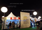 800 W Inflatable Led Light , Event Balloon Led Lantern Lights For Wedding Use