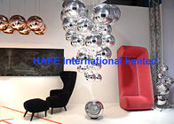40-80cm Small Size Inflatable Mirror Balloon Silver Gloden Red Green Blue Color